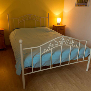 12 slaapkamer beneden