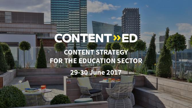 Bright Video Marketing Sponsor Content Ed Live 2017