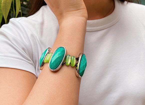 Marble in Buluu Bracelet