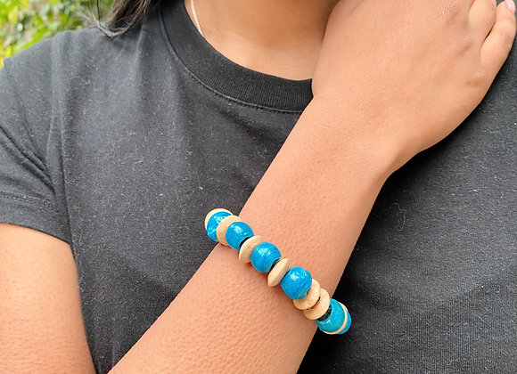 Nyanja in Reefs Bracelets
