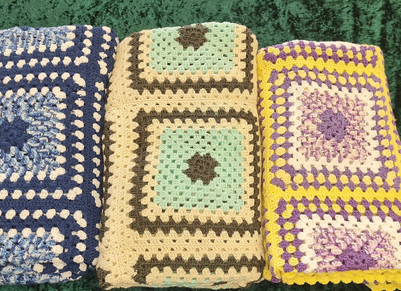 Warm Knitted Blanket