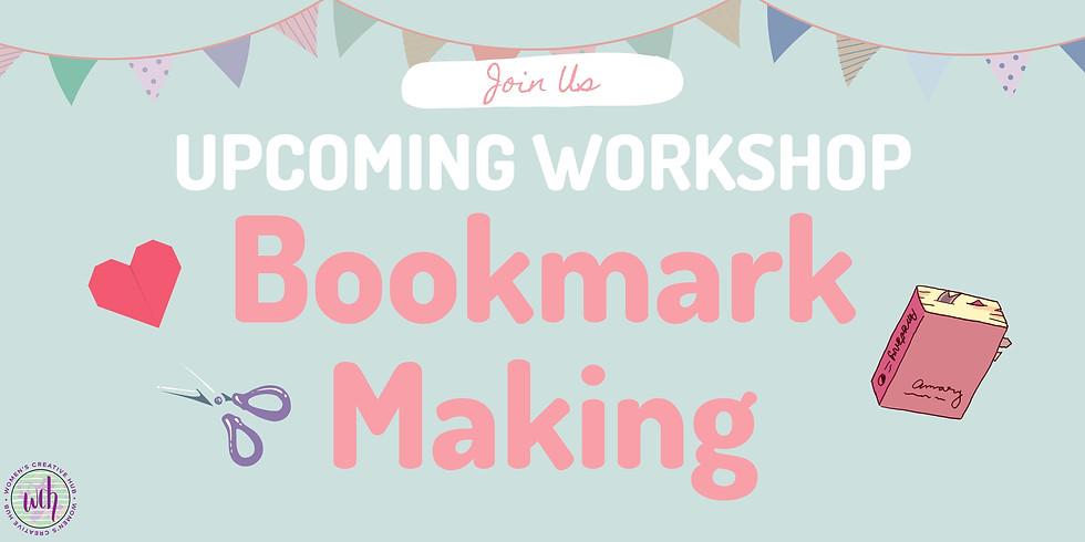 Bookmark Making Workshop
