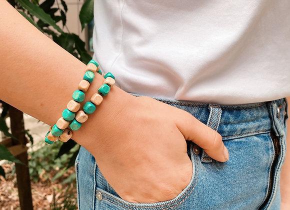 Sage Chipika Bracelets