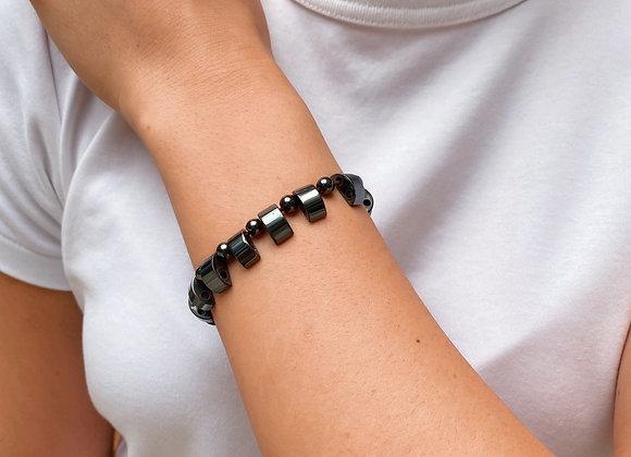 Lamie Black Bracelet