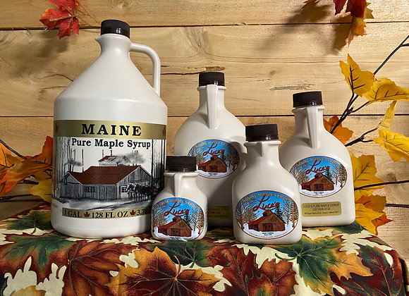 Luce's Maple Syrup - Jug