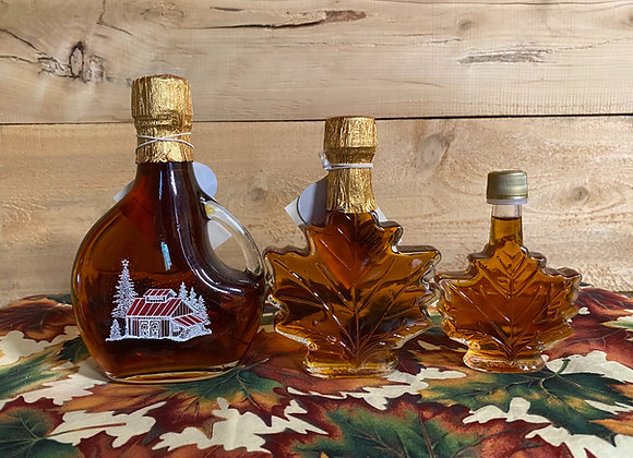 Luce's Maple Syrup - Glass