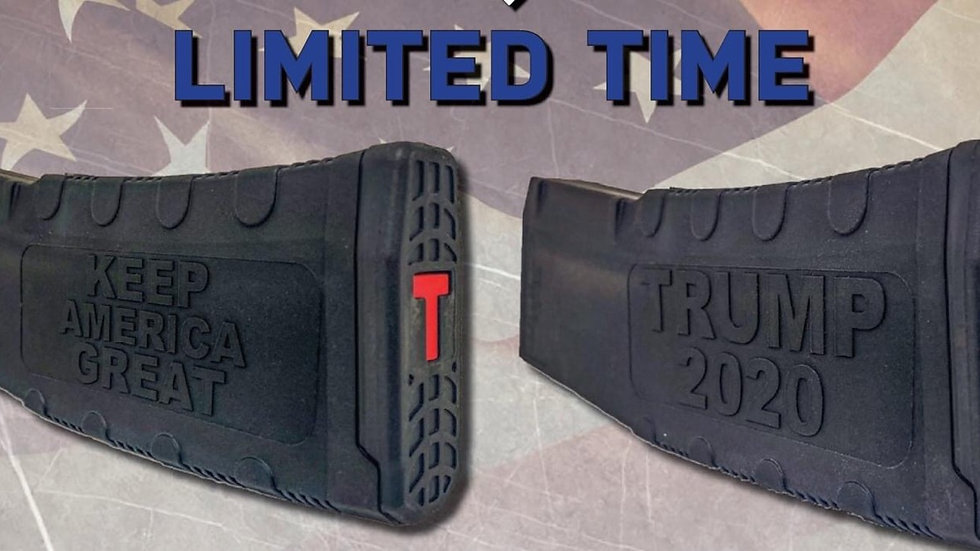 TRUMP MAGS X2, Limited Qty