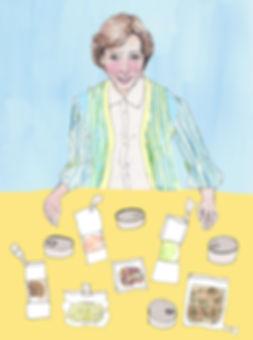 Rita Rapp illustration a galaxy of her own Libby Jackson