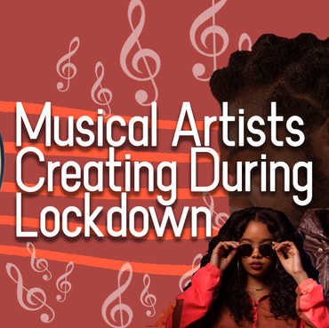 ART: HOW MUSICAL ARTISTS ARE CAPTURING THE ZEITGEIST OF 2020