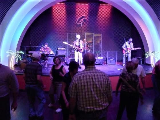 The Castaways at Grand Falls Casino in Iowa