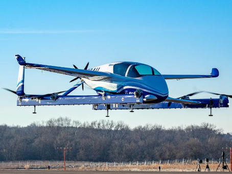 Boeing's first autonomous air taxi flight ends in fewer than 60 seconds