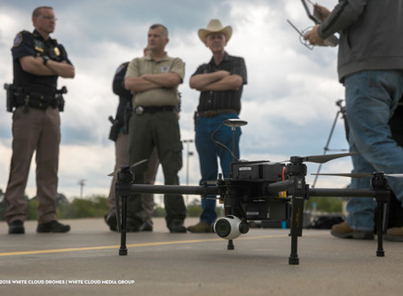 Equipping Law Enforcement in South Texas and along the Coastal Bend with First Rate Drone Technology