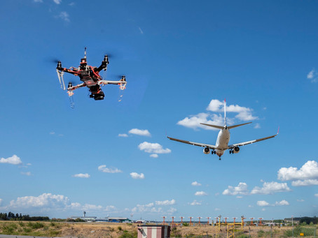 FAA clears DJI and other drone companies to fly near airports