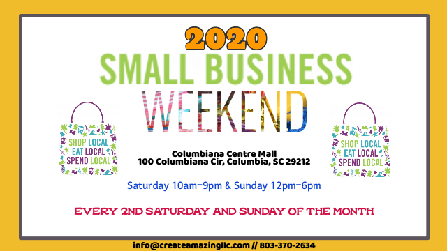 Columbia Small Business Pop-Up