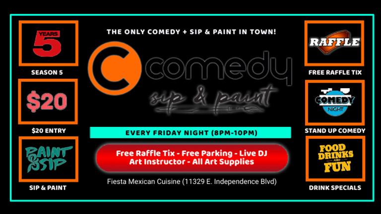 Friday Night Comedy Jam