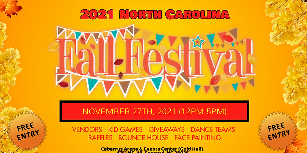 2021 North Carolina Fall Festival