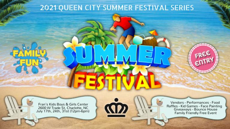 2021 Queen City Summer Festival Series