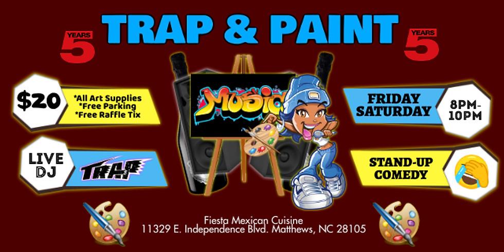 World Famous Trap & Paint