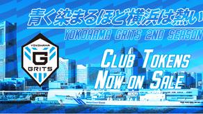 アジアリーグアイスホッケーに所属するプロアイスホッケーチーム「横浜GRITS」が、「FiNANCiE」にてアイスホッケーチームとして国内初のクラブトークンを発行!