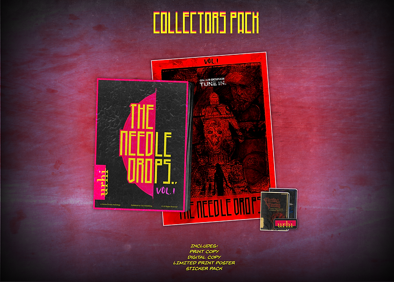 Pre-order The Needle Drops... Volume One (Collector's Pack)