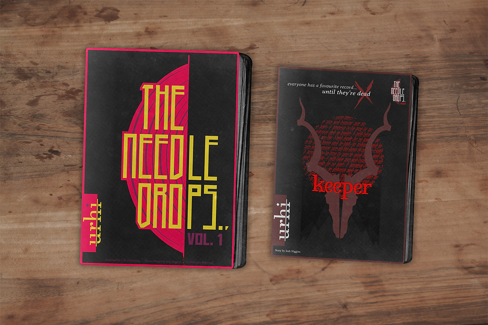 The Needle Drops... Vol. One Cover Art