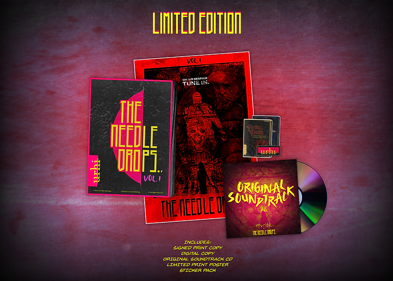 Pre-order The Needle Drops... Volume One (Limited Edition)