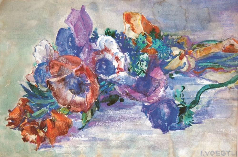 Flower Still Life, c. 1935