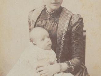 Johanna Van Gogh-Bonger (1862-1925)