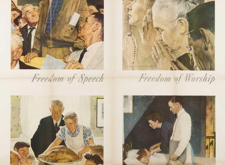 Remembering Norman Rockwell