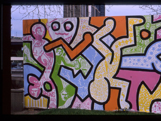 Keith Haring's Impact on Chicago