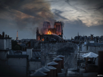 The Fire of Notre Dame: A Tragedy Reminds Us of the Importance of Preserving Cultural Heritage