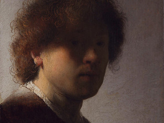 Crossing the Threshold: Rembrandt's Painted Portraits