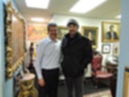 Farhad & John Cusack 1.JPG