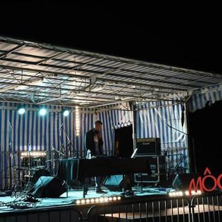 DJ Toine en mix au MÔÔÔN Festival 2019