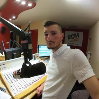 "RCM la radio ""Emission Club avec DJ Toine en mix"""