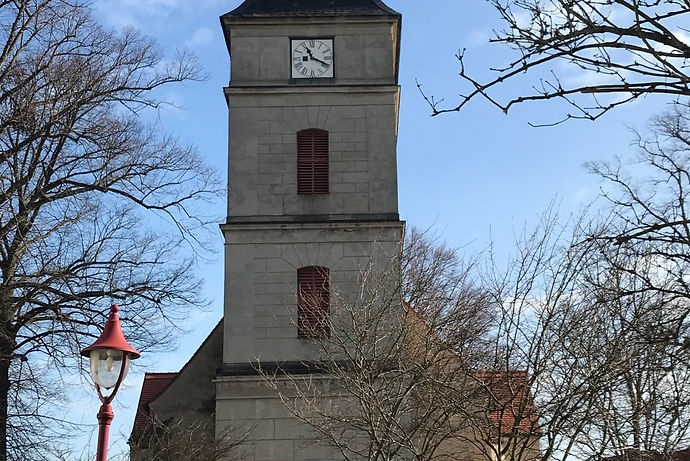 Sankt Lambertus Kirche in Brück