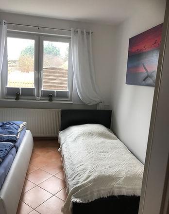 Zustellbett Schlafzimmer 2