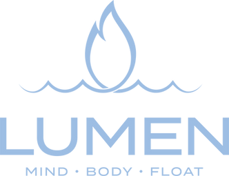 LUMEN Mind Body Float Logo