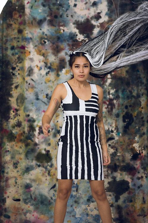 Anasazi Pottery Sherd Dress I