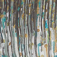 Springtime Rain Forest (detail)