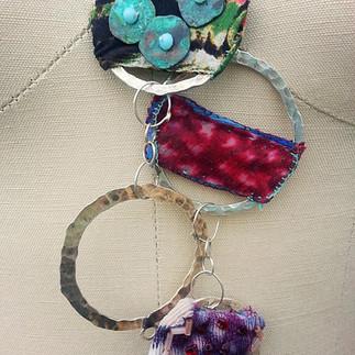 Textile Neacklace (Detail)