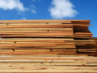 Lumber prices are going up; is your inventory adequately insured?