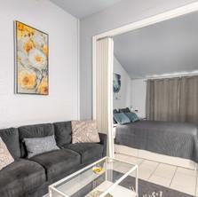 Efficiency with separate bedroom