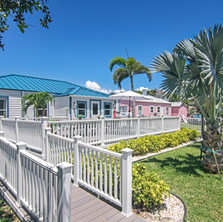Accessible beach vacation rental