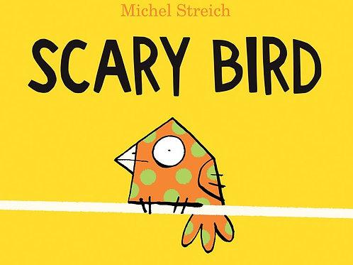 Scary Bird Michel Streich
