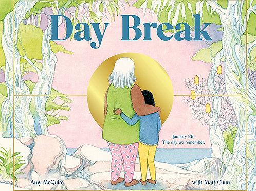 Day Break Amy McQuire