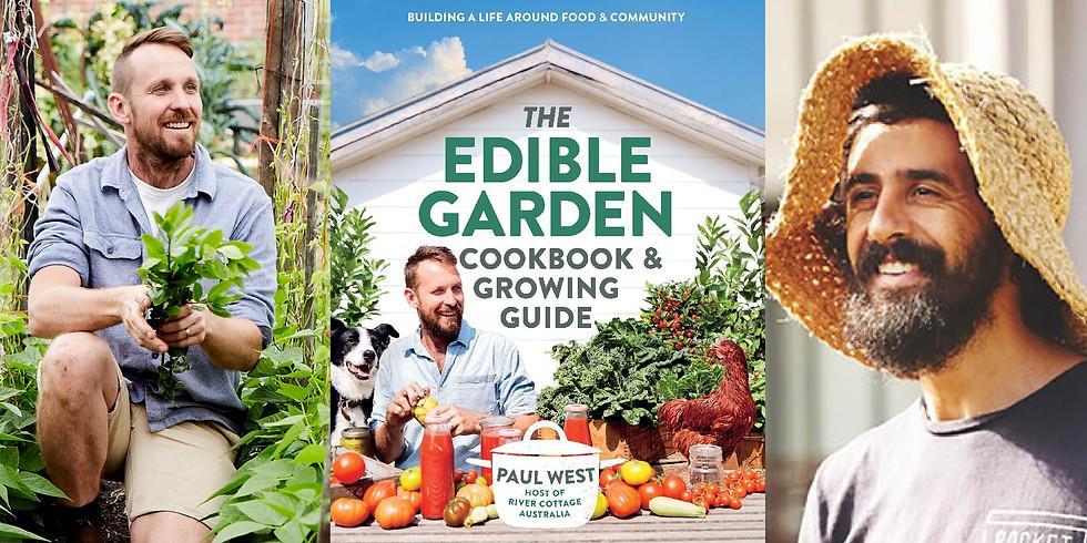 A Paul West - The Edible Garden