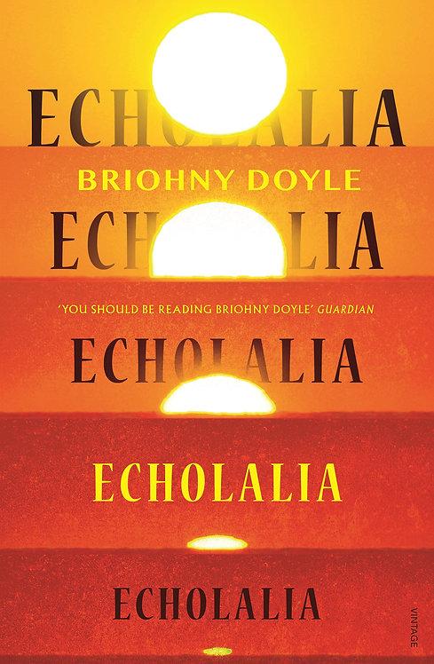Echolalia by Briohny Doyle