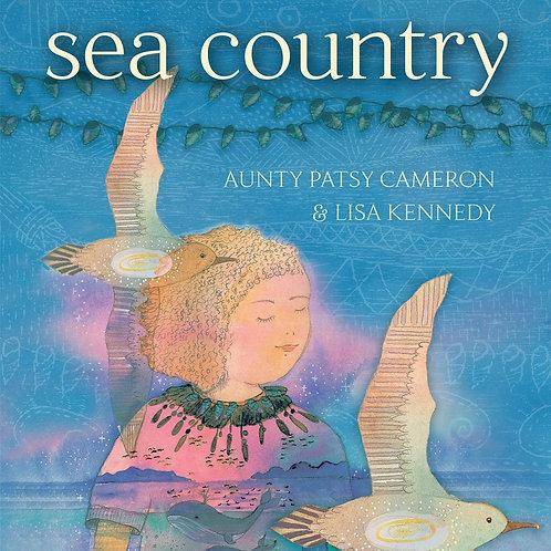 Sea Country by Aunty Patsy Cameron & Lisa Kennedy