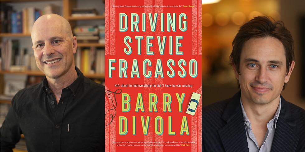 Barry Divola - Driving Stevie Fracasso